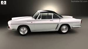 renault caravelle renault floride 1962 by 3d model store humster3d com youtube