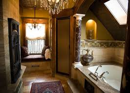 this bathroom is definitely different from the rest of them