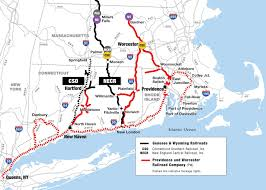 Map New York Connecticut by Darien Railroad Boosted By New Operations In Connecticut Region