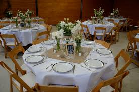 white table linens round thediapercake home trend