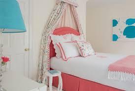 Girls Bed Skirt by Princess Canopy Bed Transitional U0027s Room Anne Hepfer Designs