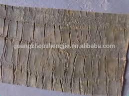 q1111155 cheap artificial tree bark decorative palm tree bark for