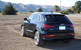 audi q3 19 inch wheels 2016 audi q3 2 0t quattro tiptronic test drive autonation drive