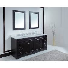 72 Bathroom Vanity Double Sink by Decker 72 Inch Traditional Double Sink Bathroom Vanity Carrera
