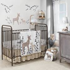 Crib Bedding Sets Lambs Meadow 3pc Crib Bedding Set Cullen S Babyland Playland
