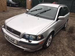 volvo v40 estate diesel manual 1 9 silver in wembley london