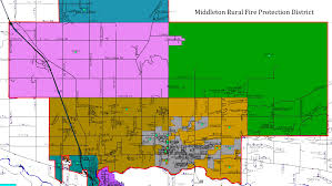 Us Desert Map About Us U2013 Middleton Rural Fire District