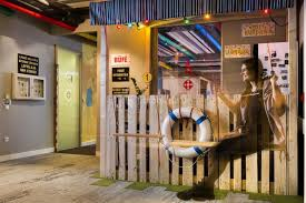 google office interior google iroda design office of the year 2015 iii helyezett