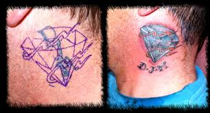diamond cover up tattoo picture