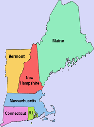 Rhode Island World Traveller images Maine vermont new hampshire massachusetts conneticut and rhode gif