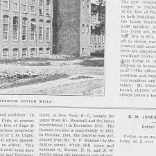 150 M To Feet The Gaston Progress Gastonia N C 1911 1915 July 04 1912