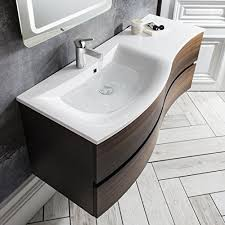 Wall Vanity Units Wall Mounted Bathroom Vanity Unit Home Bauhaus Bauhaus Svelte