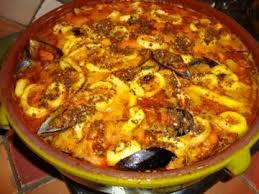 cuisine traditionnelle espagnole la zarzuela plat de poisson espagnol montse oly cuisinent