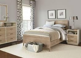 Convertible Bedroom Furniture by Smartstuff Myroom Two Tone Convertible Crib Wayside Furniture