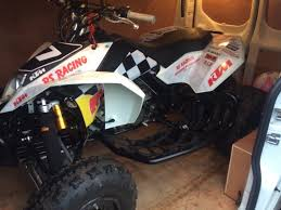 ktm 525 xc quad bike not ltz ltr trz yfz raptor in edinburgh