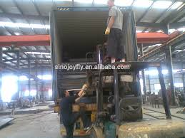 cargo rails hydraulic hook lift meat food sterilization equipment
