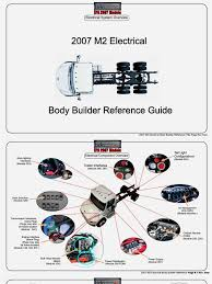 m2 2007 electrical body builder manual rev new entrancing 2006