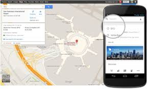 G Maps Google Maps Update Includes Quick Access To Flight Hotel And