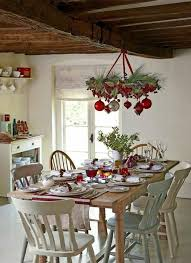 Dining Room Table Decoration Best 25 Christmas Chandelier Decor Ideas On Pinterest Christmas