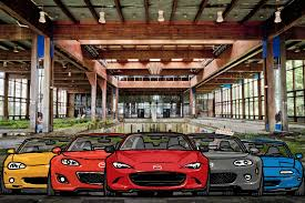 miata dealership evolution of the miata oc miata