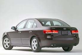 2007 hyundai sonata weight 2007 hyundai sonata overview cars com