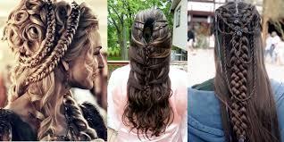 celtic warrior hair braids celtic warrior hair braids tribal gypsy nomad style in elle