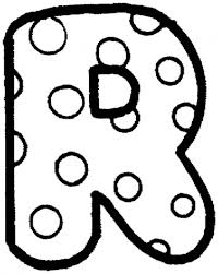 letter coloring pages coloring print 12487