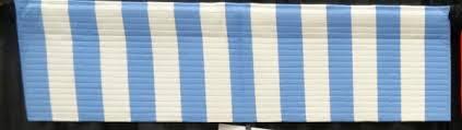 korean service ribbon veteran tom korn honors men and women with his ribbon