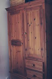 Solid Pine Wardrobes Best 25 Pine Wardrobe Ideas Only On Pinterest Painting Pine