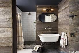 country bathroom ideas rustic country bathroom ideas wiwth rocks flooring shower and