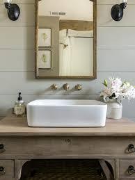 Repurposed Furniture For Bathroom Vanity 3 Vintage Furniture Makeovers For The Bathroom Diy Network