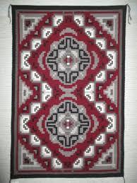 Tom Russell Navajo Rug Ganado Weaving By Clara Toney Fine Navajo Ganado Rug