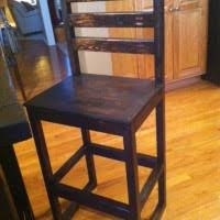 diy counter height bar stool plan and guide i want to make these