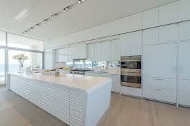How To Do Minimalist Interior Design Kitchen Design Idea White Modern And Minimalist Cabinets