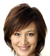 age appropriate hairstyles for women middle age hair models bangs short hair very significant