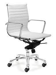 Leather Rolling Chair Lider Office Chair With Rolling Base And Leather Seat 0120520