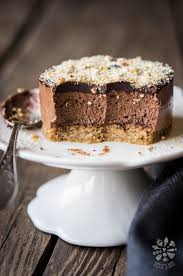 these chestnut chocolate mini cakes are heaven chestnut cake