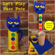 pass pete activity for getting to you at beginning of the