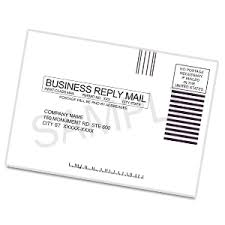 Response Cards Business Reply Cards Business Reply Card Printing Postcardmania