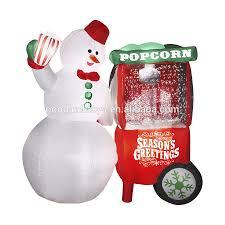 animated christmas inflatable snowman animated christmas