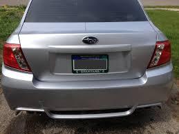 pink subaru emblem 2012 wrx sedan debadge nasioc