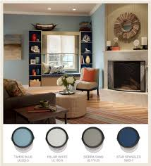 colorfully behr seaside decor