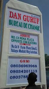bureau de change usman dan gurup bureau de change katsina branch home