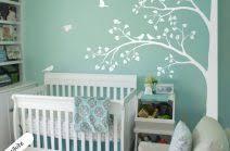babyzimmer wandgestaltung ideen reizend babyzimmer wandgestaltung kinderzimmer wandgestaltung