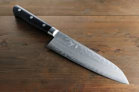 ichiban vg10 santoku japanese kitchen chef knife 180mm japanny