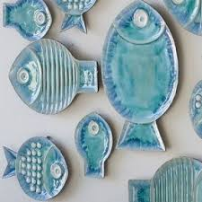 ceramic platters ceramic fish plates foter