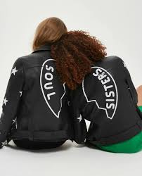 ladies leather motorcycle jacket ride into the sunset in these vegan leather motorcycle jackets peta