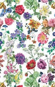 Flower Fabric Design 25 Best Floral Print Background Ideas On Pinterest Floral