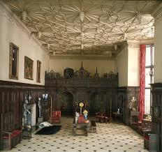English Tudor Interior Design English Great Room Of Late Tudor Period 1550 1603 Charlotte