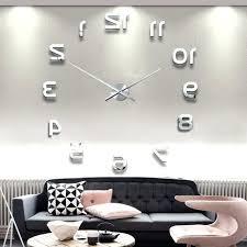 wohnzimmer wanduhren moderne designer wanduhren marcusredden